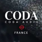 Logo Coda audio France